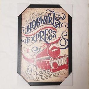 Other - Harry Potter Framed Art